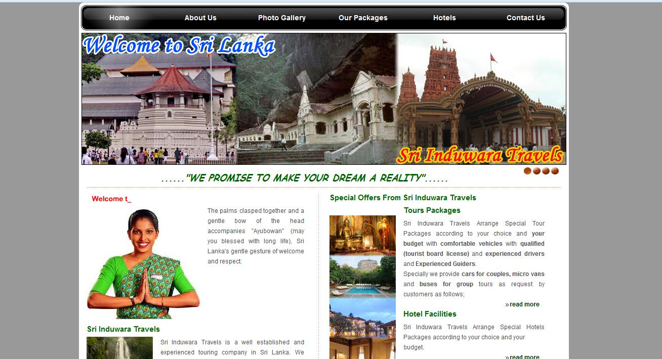 www.induwatravels.lk